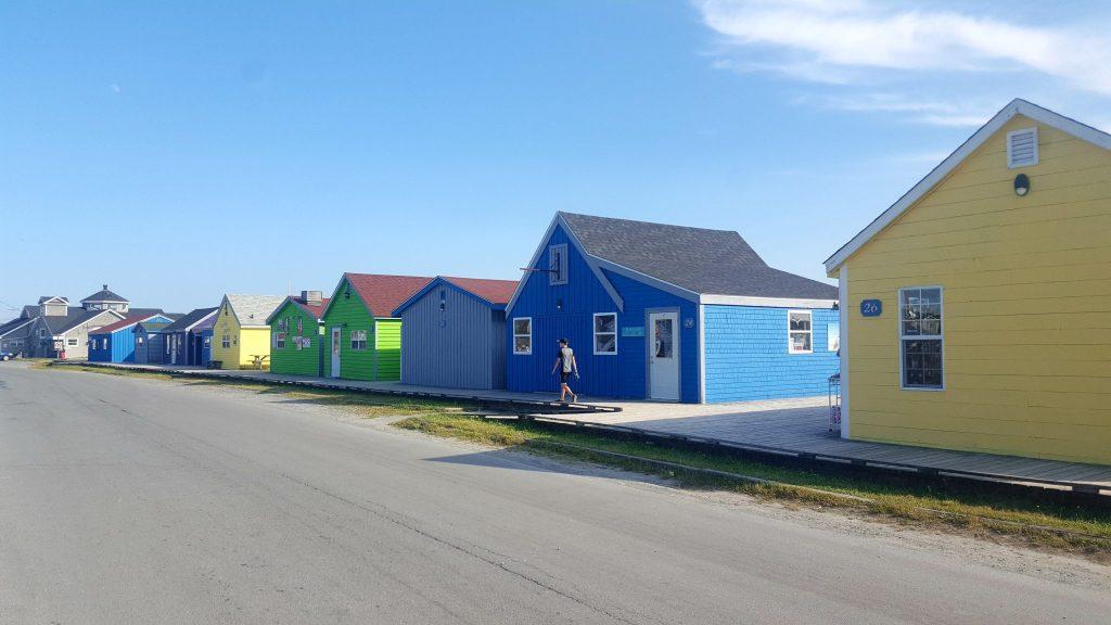 Fisherman's Cove bright stores
