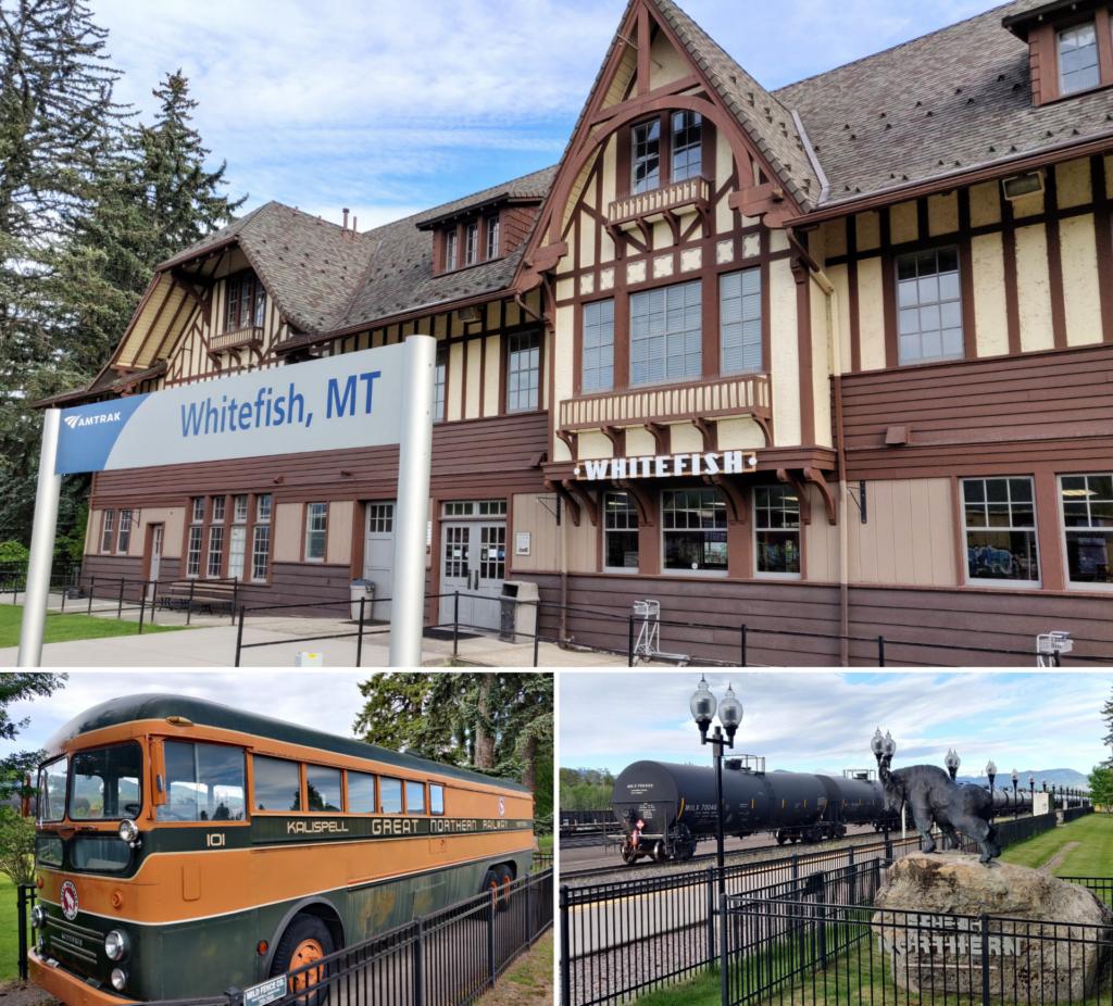 Whitefish Station - Amtrak Station in Whitefish MT