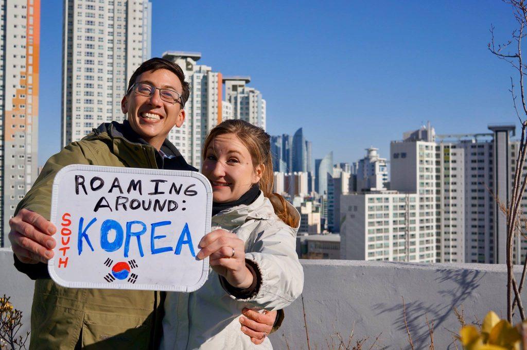 Roaming Around South Korea