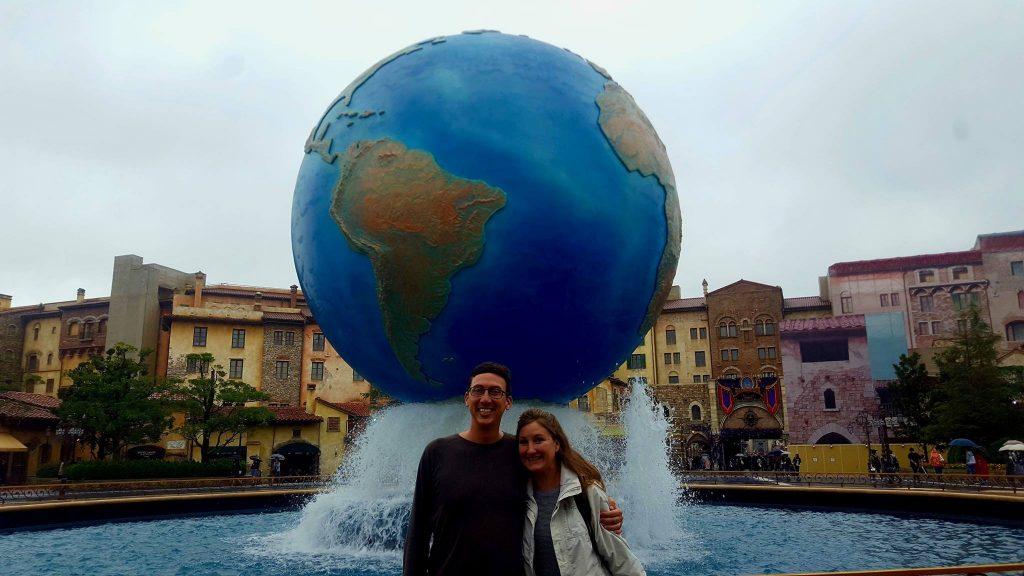 roaming around the world