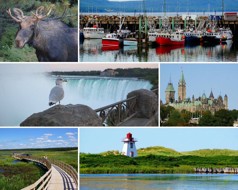Canada travels