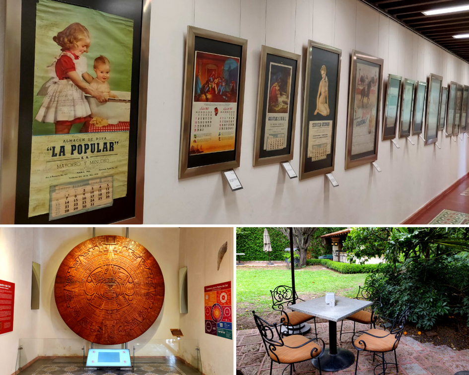 Mucal Calendar Museum Queretaro