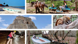 Day Trips from Merida Mexico