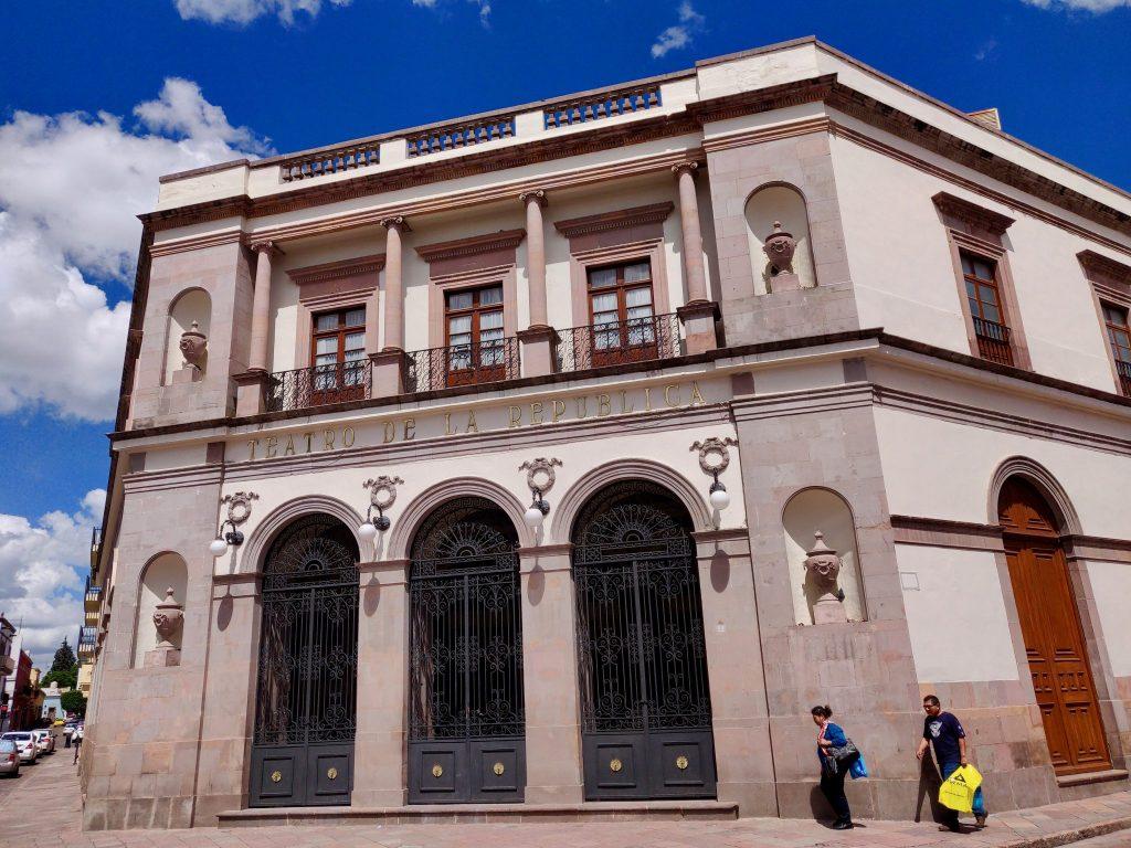 Teatro de la Republica Queretaro