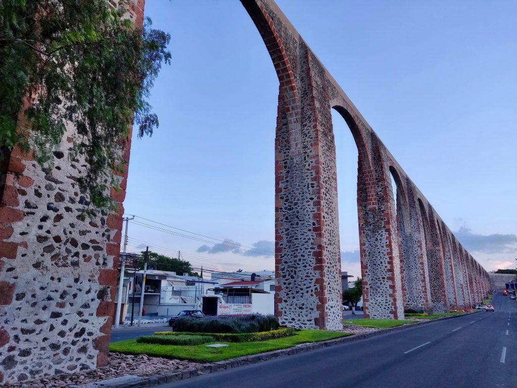 Queretaro's Roman-Style Aqueduct