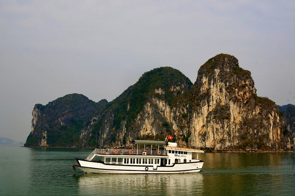 ha long bay excursion