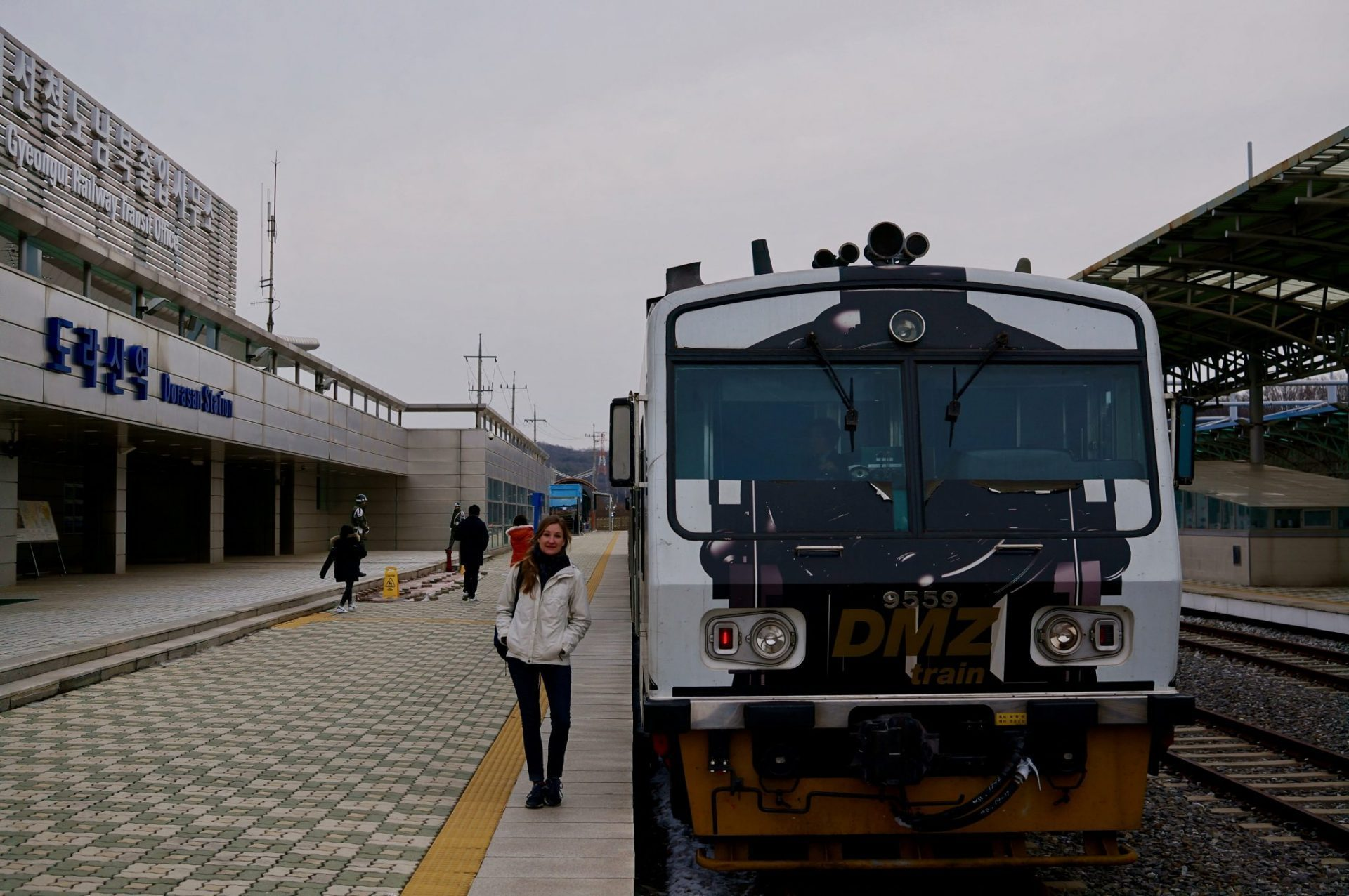 The DMZ Train: How To Travel from Seoul to North Korea Border 🚂