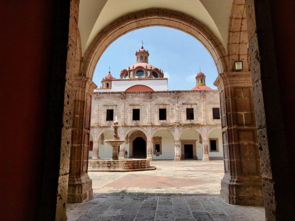 Centro Cultural Clavijero Morelia