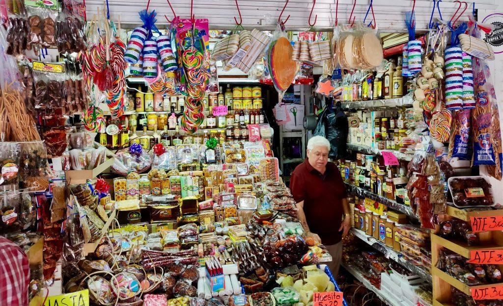 Morelia Candy Market