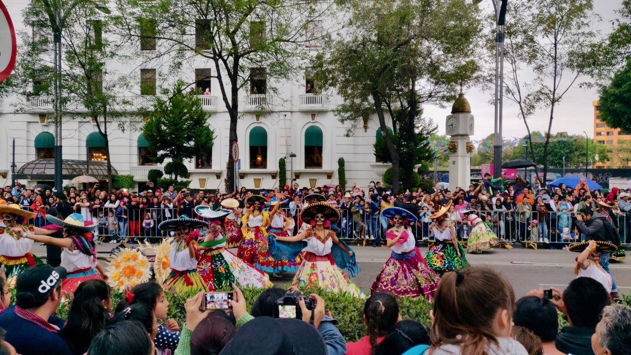 Day of the Dead in Mexico City 2019: Best 10 Things to Do 💀