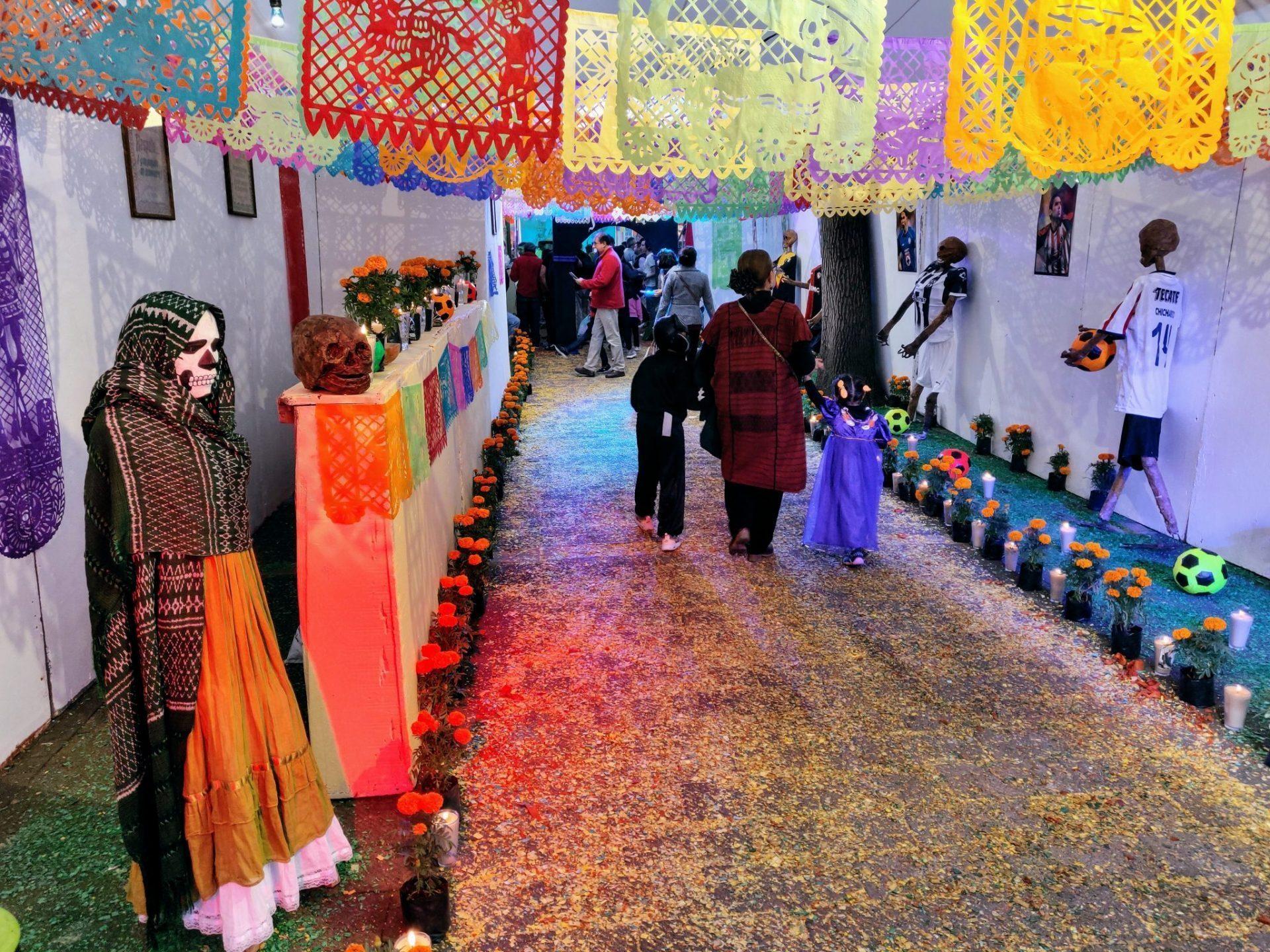 Dating ritualer i Mexico