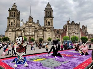 Great Ofrenda of the Zócalo in Mexico City