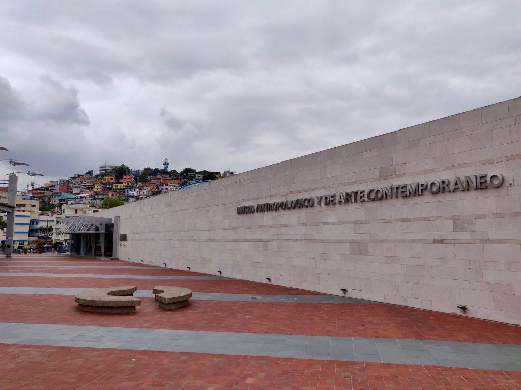 MAAC Museum exterior