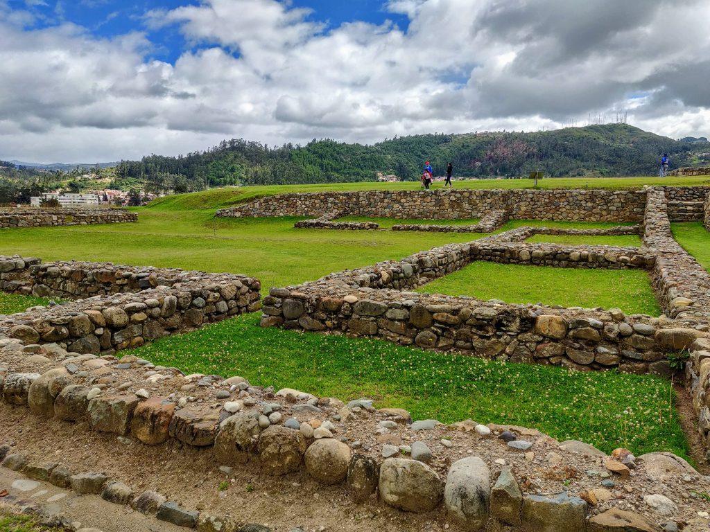 Pumapungo Ruins in Cuenca Ecuador