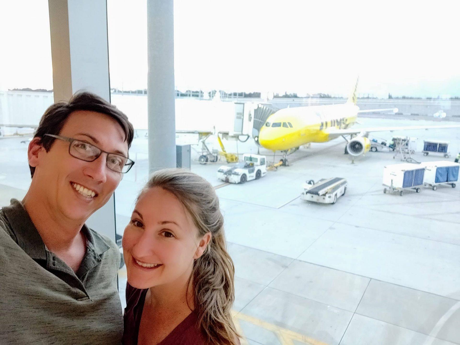 Spirit Flight to Ecuador