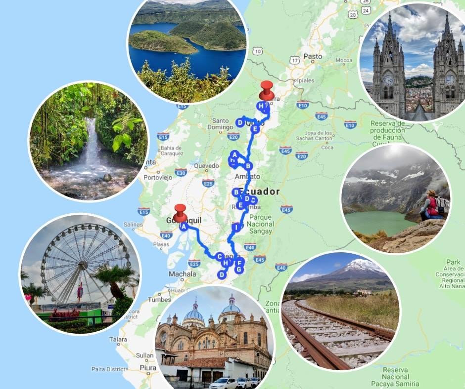 ecuador itinerary 2019