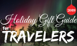 Holiday Gift Guide for Travelers 2019